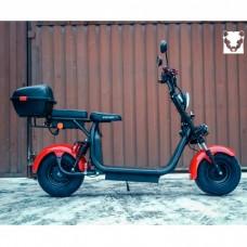 Электроскутер CityCoco WS-PRO 2WD (4000W) 20ah - Красный